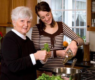 Thanksgiving-Tips-for-Caring-for-Seniors-Elders-Helpers-Old-Young-Woman