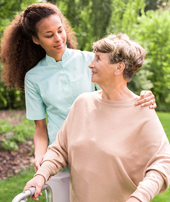 We have a team of certified Dementia Care caregivers available for our clients in need of specialized home care services. Our most experienced caregivers are fully trained and certified in the CARES Dementia Care program developed by the Alzheimer's Association and Health Care Interactive.