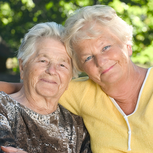 Caregiver respite care and support for in home health care for seniors
