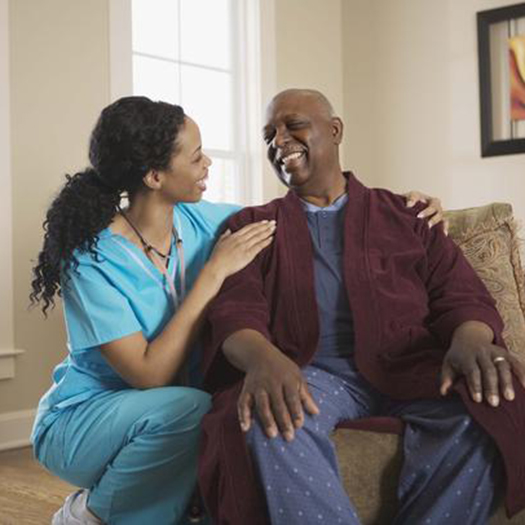 Over night care for seniors in the home 24/7 in home health care