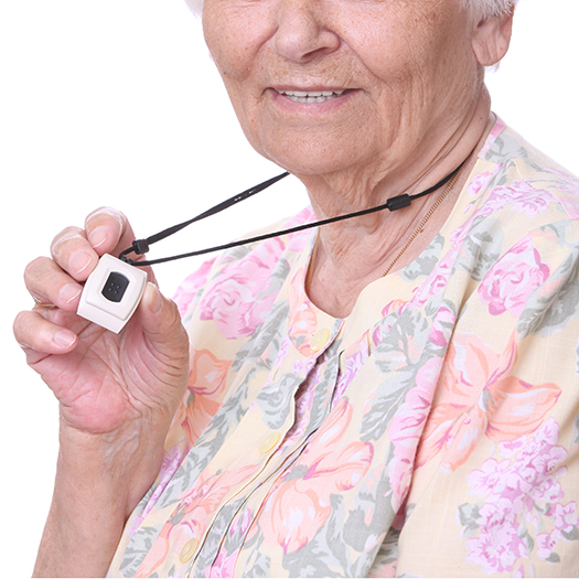 Personal Emergency Response Systems for Home Care and Safety Button Life Alert in Grand Rapids, MI