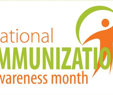 Adults Need Vaccines, Too! August Is National Immunization Awareness Month (NIAM) Logo